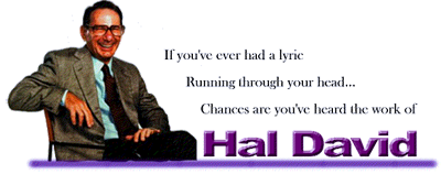 Official Hal David Website