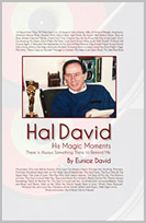 Hal David - His Magic Moments